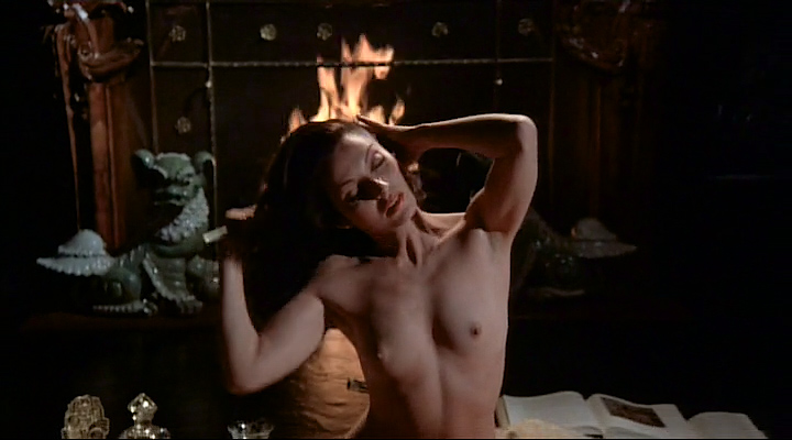 Marie-France Pisier nude sex and Susan Sarandon nude topless - The Other Side Of Midnight (1977) (17)