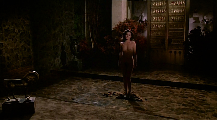 Marie-France Pisier nude sex and Susan Sarandon nude topless - The Other Side Of Midnight (1977) (13)