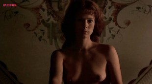 Mimsy Farmer nude topless and butt - Allonsanfan (IT-1974)