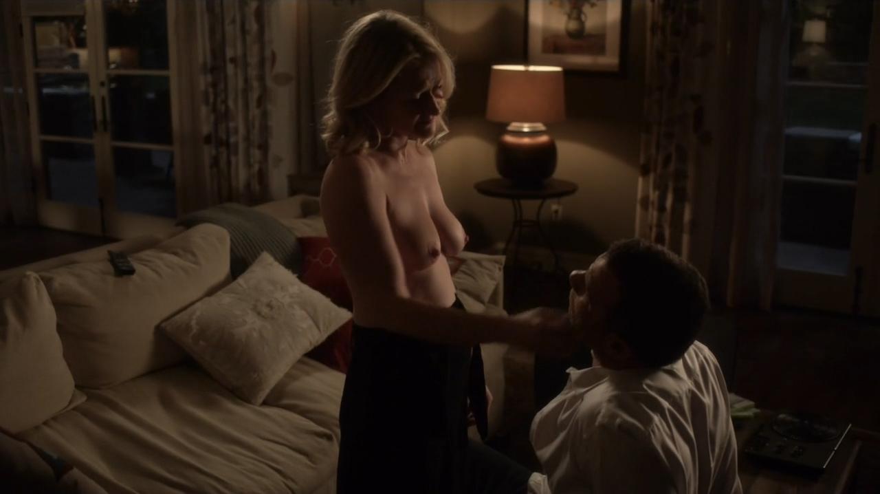 Paula Malcomson nude topless and Embeth Davidtz nude too - Ray Donovan (2016) s4e6 HD 720p (5)