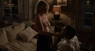 Paula Malcomson nude topless and Embeth Davidtz nude too - Ray Donovan (2016) s4e6 HD 720p (5)