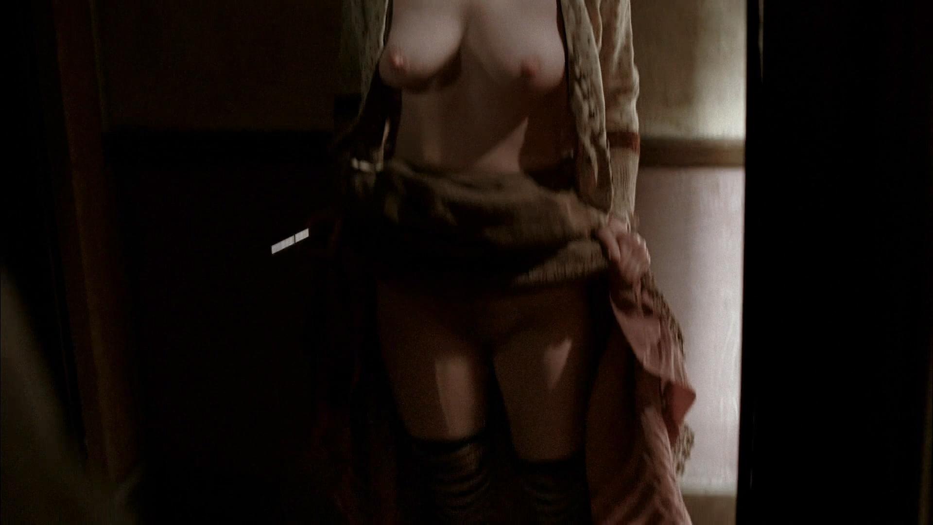 Paula Malcomson nude topless and bush - Deadwood (2006) s3e11HD 1080p (2)