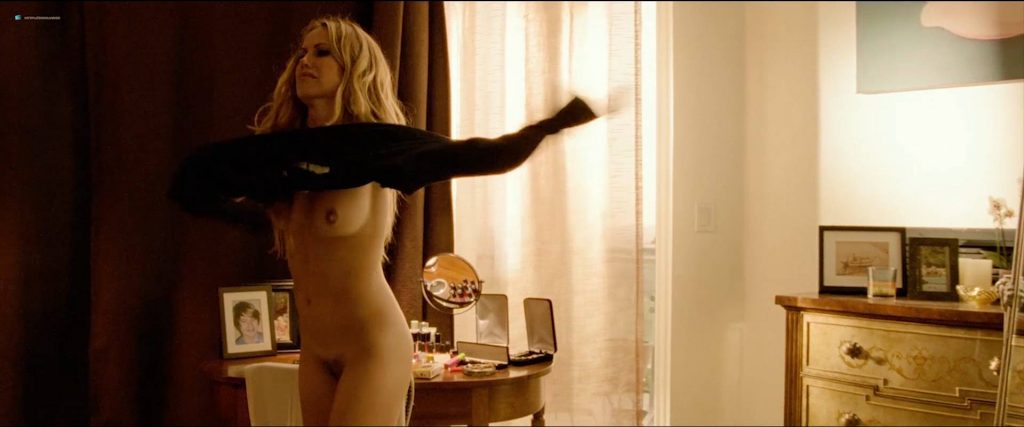 Vail Bloom nude full frontal, bush butt and Dichen Lachman hot as stripper - Too Late (2015) HD 1080p Web (14)