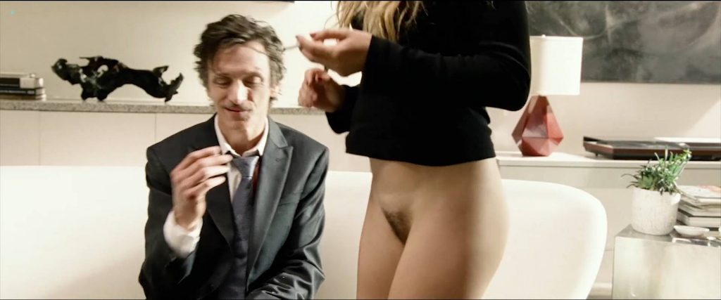 Vail Bloom nude full frontal, bush butt and Dichen Lachman hot as stripper - Too Late (2015) HD 1080p Web (9)