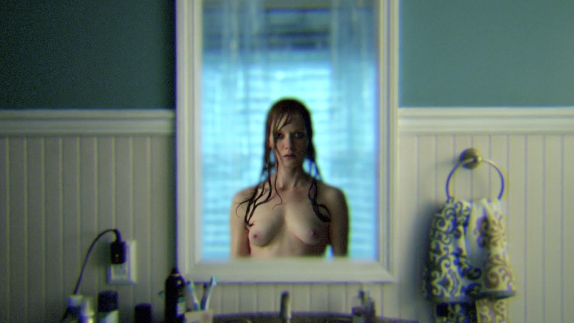 Wrenn Schmidt nude topless and butt – Outcast (2016) s01e09 HD 1080p (4)