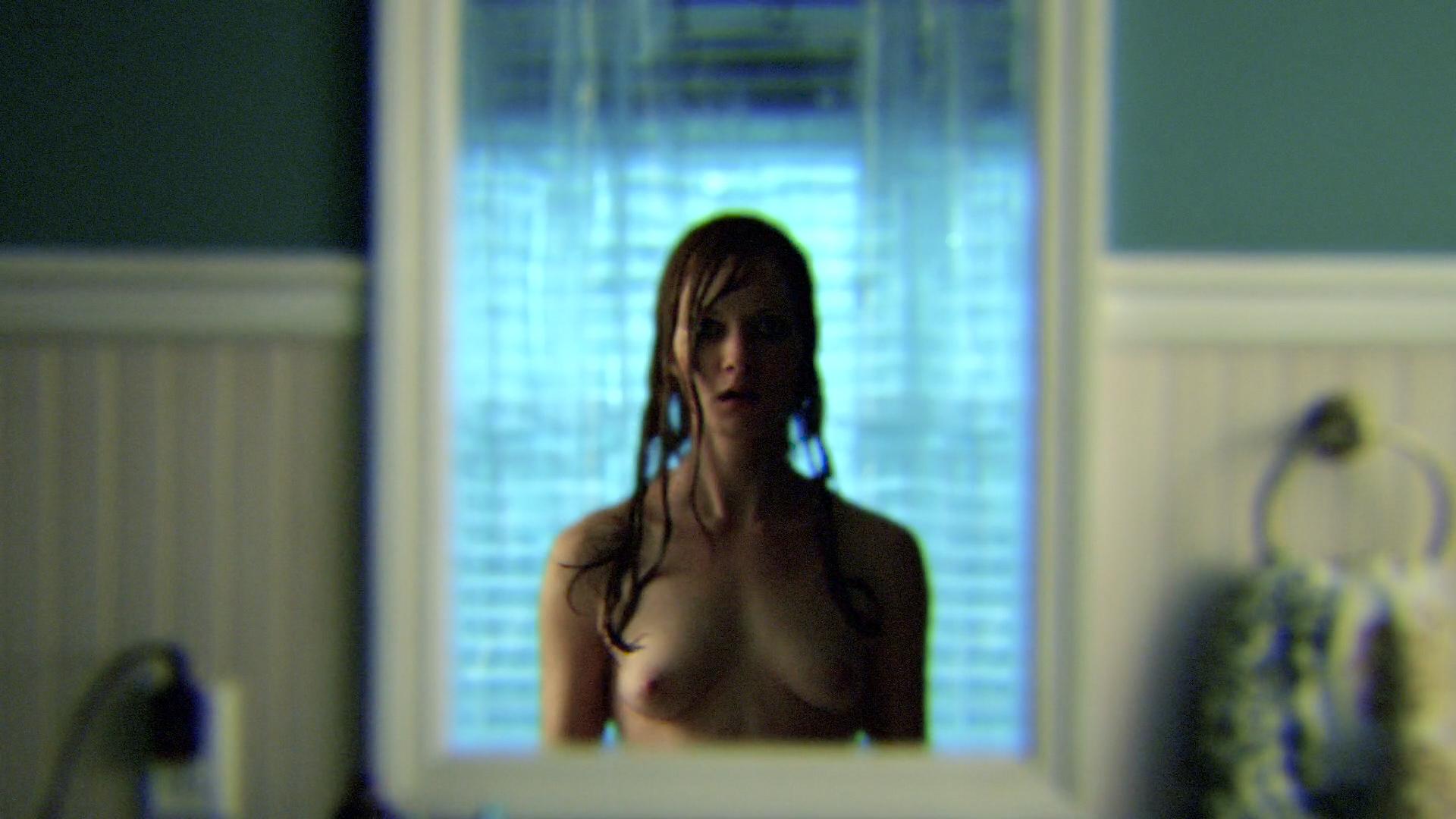 Wrenn Schmidt nude topless and butt – Outcast (2016) s01e09 HD 1080p (2)