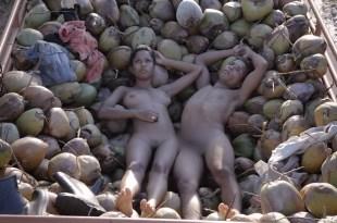 Dandara de Morais nude bush, butt and boobs – Ventos de Agosto (BR-2014)