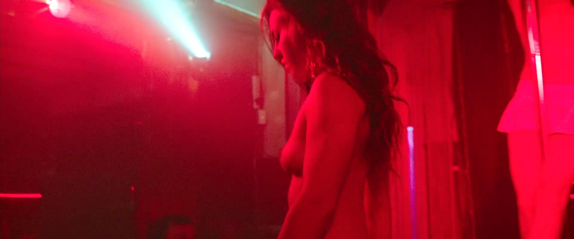 Eva Dagoo nude topless and Elisa Lasowski nude bush - Hyena (UK-2014) HD 1080p (10)