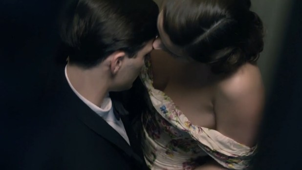 Jenna-Louise Coleman nude topless - Room At The Top (2012) s1e1 HD 720p (8)
