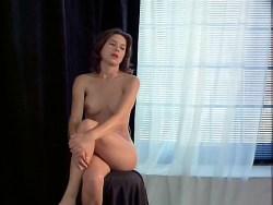 Kari Wuhrer nude full frontal, bush, butt, boobs and sex - Vivid (1999) (8)