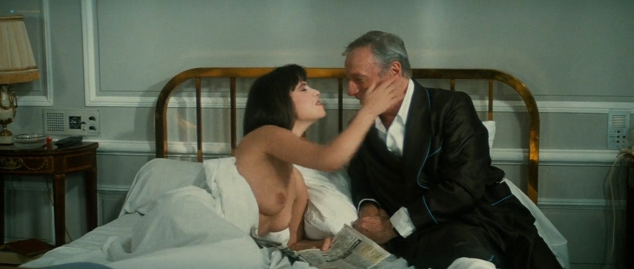 Mathilda May nude butt and boobs- Trois places pour le 26 (FR-1988) HD 720p (8)