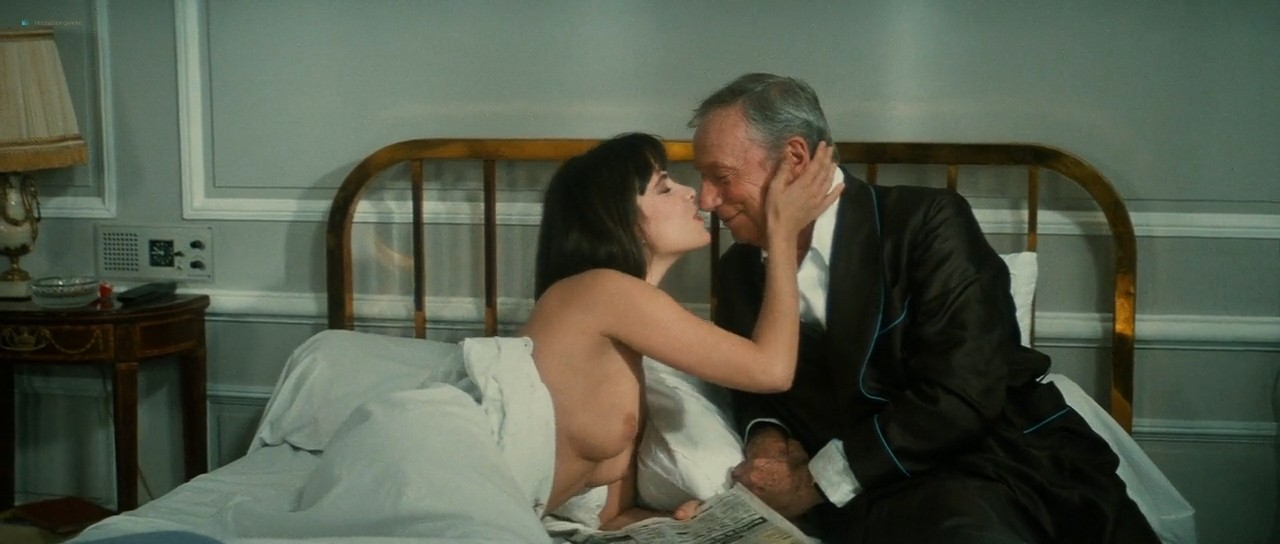 Mathilda May nude butt and boobs- Trois places pour le 26 (FR-1988) HD 720p (7)