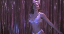 Priscilla Barnes nude topless and Kari Wuhrer nude too - The Crossing Guard (1995) HD 1080p (11)