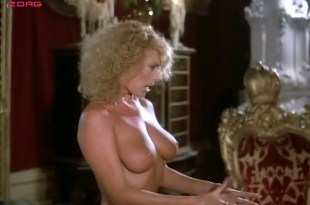 Sybil Danning nude topless and Marsha A. Hunt nude too – Howling 2 -Your Sister is a Werewolf (1986)