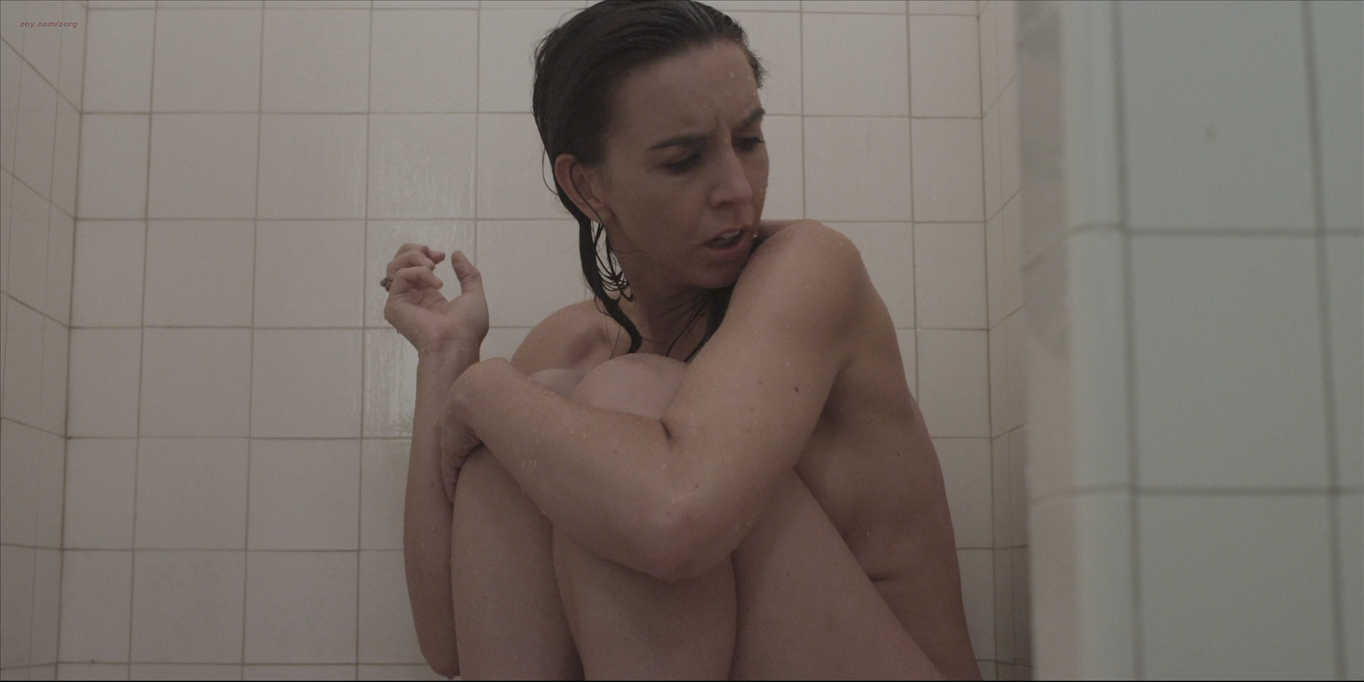 Victoria Johnstone nude butt boobs and Meredith Majors nude but covered – Lake Eerie (2016) HD 1080p (6)