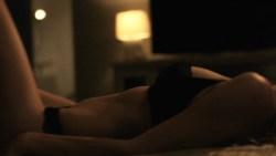 Ashley Hinshaw hot sex Stephanie Drapeau butt crack and Yinoelle Colón oral- StartUp (2016) s1e3 HD 1080p (1)