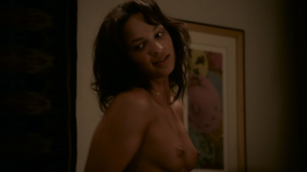Emmy Rossum nude hot sex, Ruby Modine nude boobs and Arden Myrin hot - Shameless (2016) s7e5 HD 1080p (11)