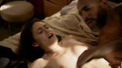 Emmy Rossum nude hot sex, Ruby Modine nude boobs and Arden Myrin hot - Shameless (2016) s7e5 HD 1080p (5)