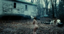 Haley Bennett nude butt and boobs in the shower - The Girl on the Train (2016) HD 1080p (12)