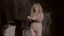 Jacqueline Dupré nude bush, Marina Hedman nude full frontal fellatio other's nude too - La Bimba di Satana (1982) (14)