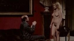 Jacqueline Dupré nude bush, Marina Hedman nude full frontal fellatio other's nude too - La Bimba di Satana (1982) (13)
