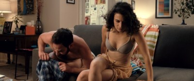 Jenny Slate nude butt - My Blind Brother (2016) HD 1080p Web-Dl (10)