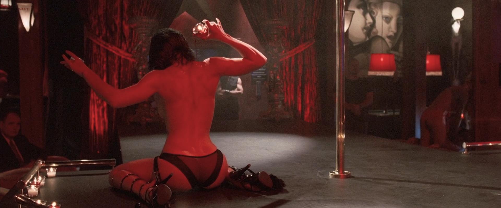 Jessica Biel nude topless ultra hot - Powder Blue (2009) HD 1080p BluRay (3)