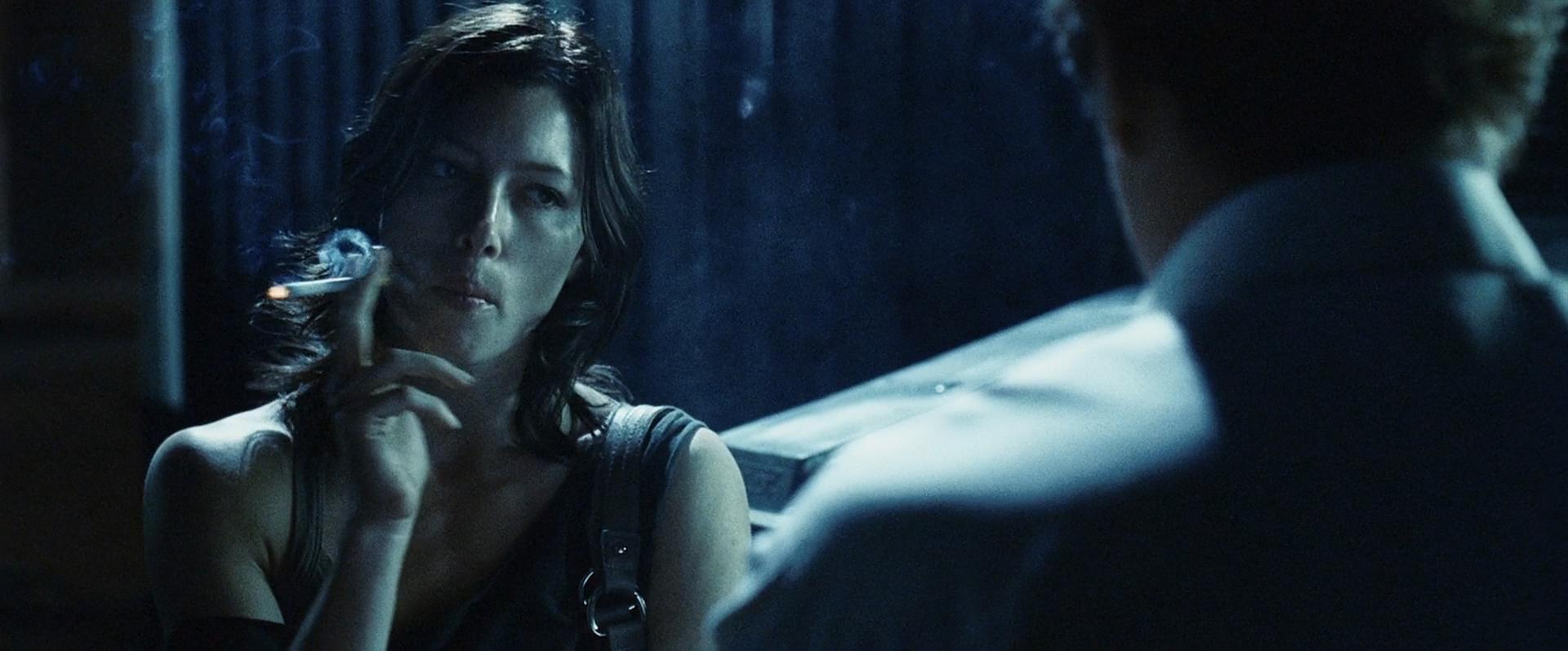 Jessica Biel nude topless ultra hot - Powder Blue (2009) HD 1080p BluRay (9)