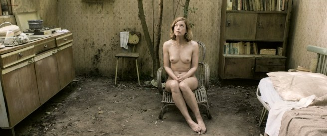 Maria Kraakman nude and Eva Van de Wijdeven nude bush and butt - Schneider Vs Bax (NL-2015) HD 1080p (8)