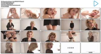 Ana de Armas hot see through for Icon (2016) HD 1080p (6)