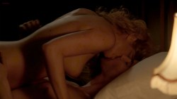 Charity Wakefield nude topless and sex - Close to the Enemy (UK-2016) HD 720p (7)
