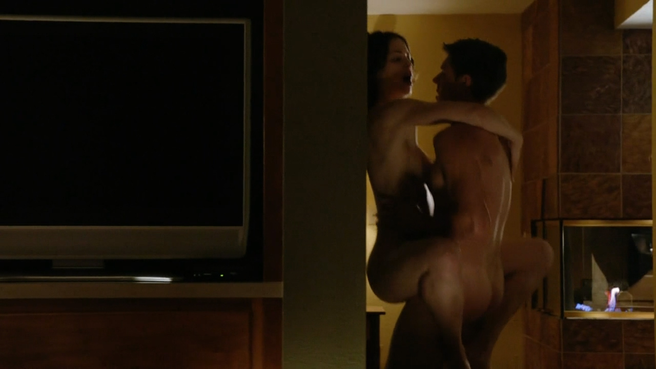 Conor Leslie nude topless and hot sex - Graves (2016) s1e7 HD 720p (4)