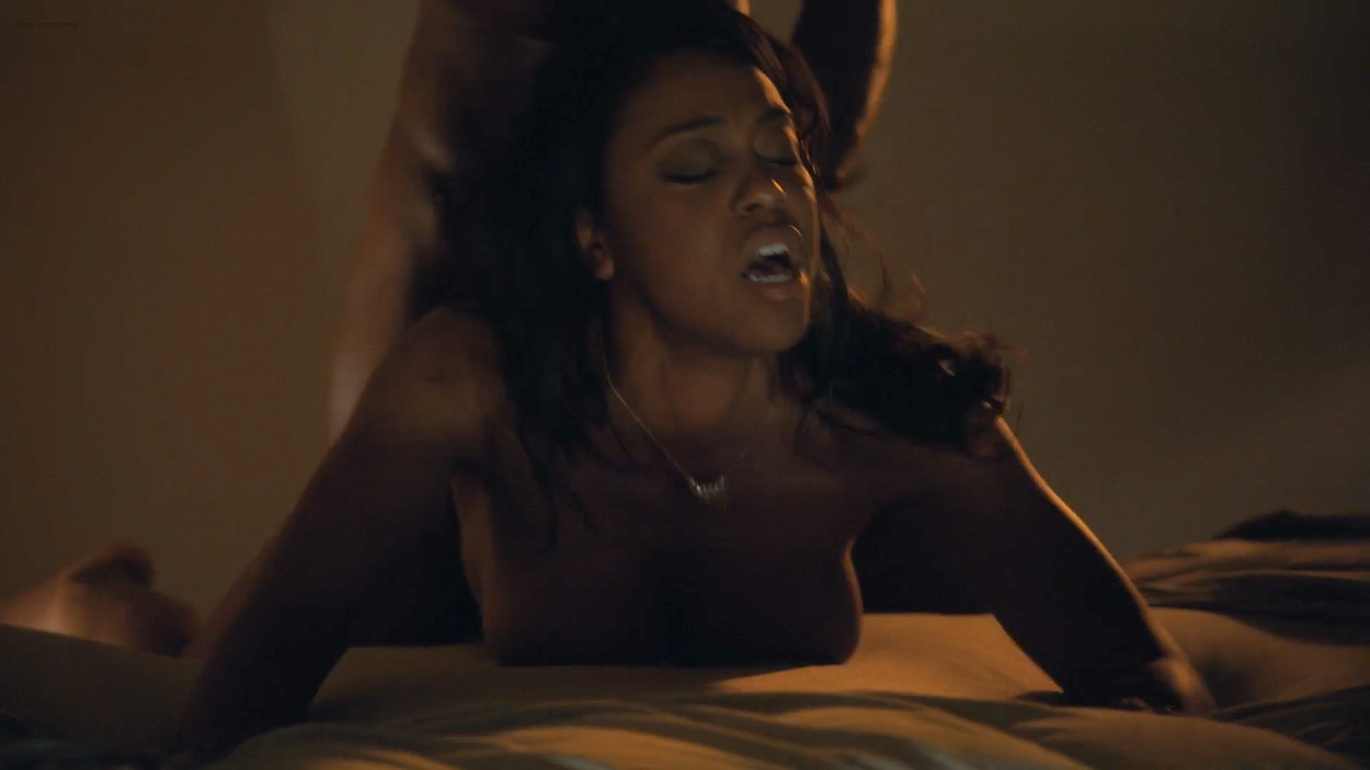 Dominique Perry nude sex and Nikki Vanderdyz nude - Insecure (2016) s1e8 HD 1080p (13)