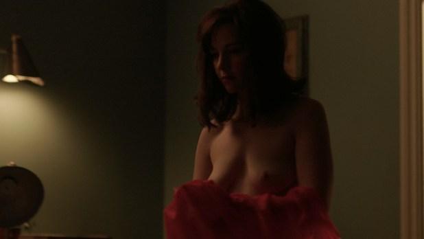 Erin Darke nude topless and Odelya Halevi nude nipple and sex - Good Girls Revolt (2015) s1e4 HD 720p (2)
