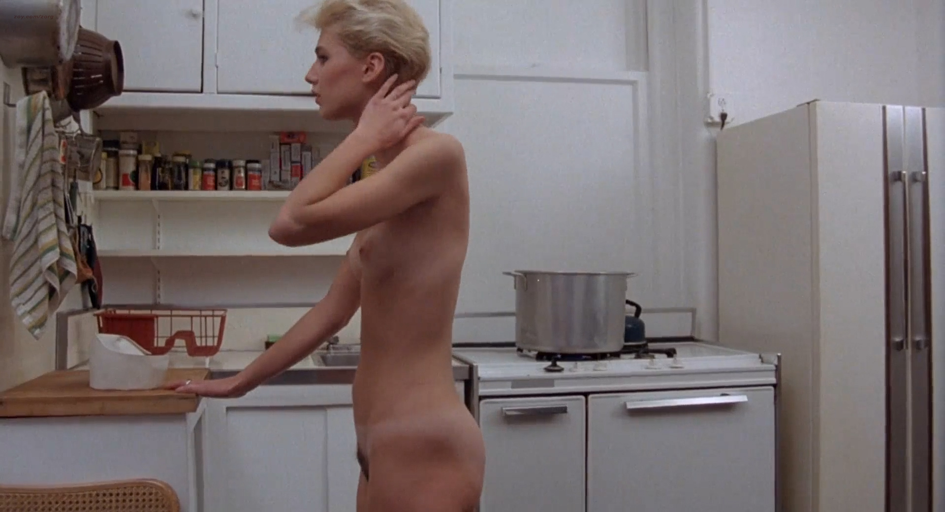 Frances Raines nude butt boobs, LeeAnne Baker, Natalie O'Connell other's nude - Breeders (1986) HD 1080p (8)