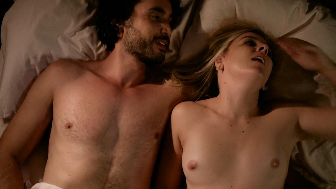 Helene Yorke nude topless – Graves(2016) s01e04 HD 720p (3)