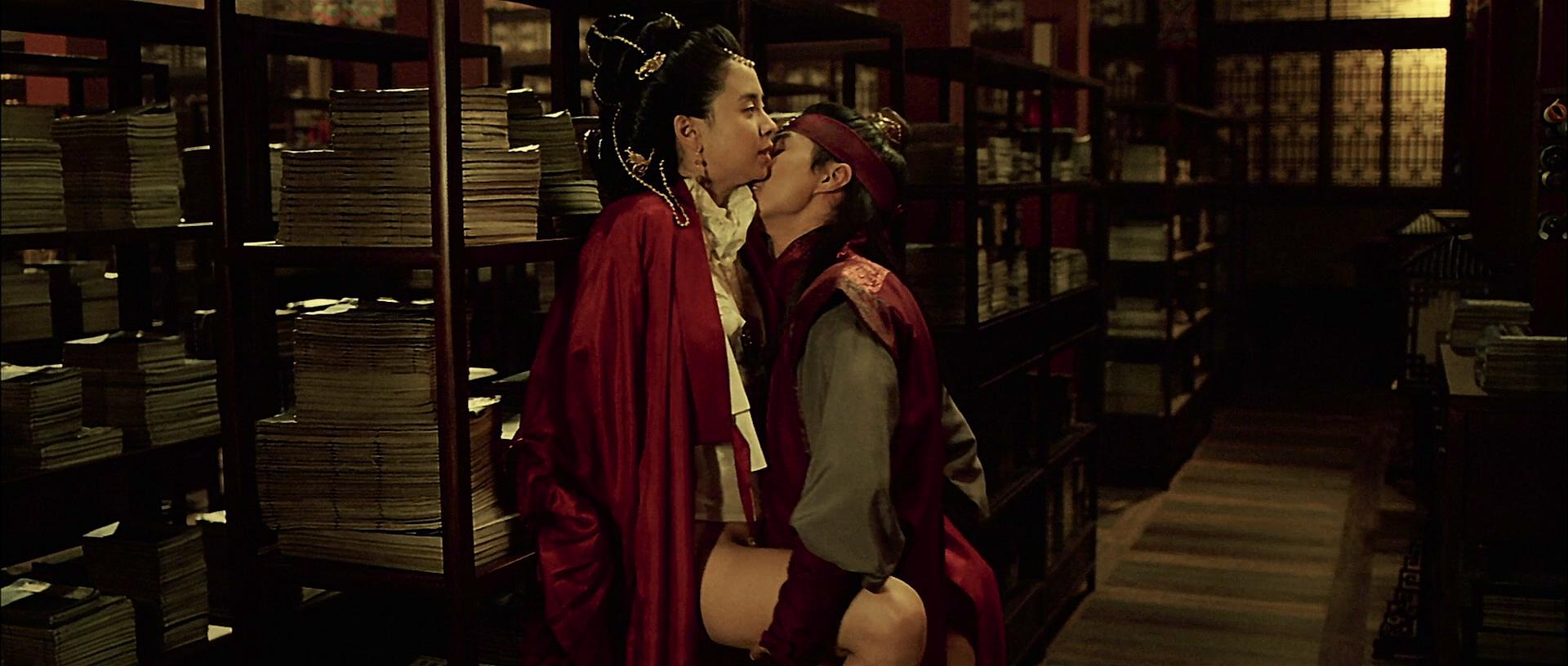 Ji-hyo Song nude topless butt and lot of hot sex - A Frozen Flower (KR-2008) HD 1080p BluRay (1)