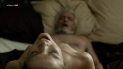 Juana Acosta nude sex, Aura Garrido and Alicia Borrachero nude too - Crematorio (ES-2011) s01 (9)