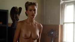 Julie Engelbrecht nude topless - Beyond Valkyrie - Dawn Of The Fourth Reich (2016) HD 1080p (8)