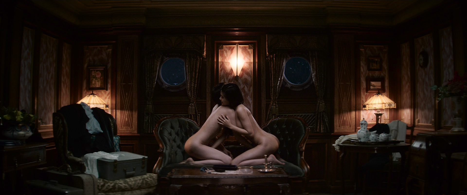 Anja Ali Samantha Lesbian Porn kim min-hee nude topless oral and kim tae-ri nude lesbian
