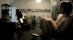 Leandra Leal nude bush, boobs and hot sex - Nome Próprio (BR-2007) (6)