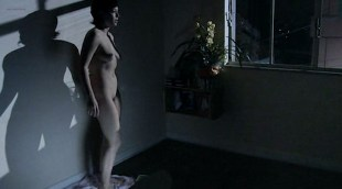 Leandra Leal nude bush, boobs and hot sex - Nome Próprio (BR-2007)