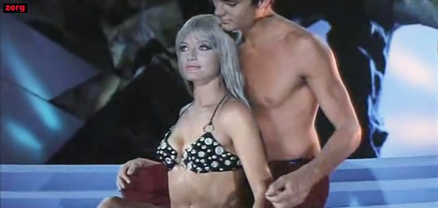 Marisa Mell hot and sexy - Danger Diabolik (IT-1968) (8)