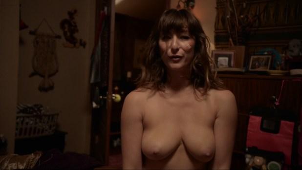 Shanola Hampton nude and Isidora Goreshter nude sex threesome - Shameless (2016) s7e7 HD 1080p (4)