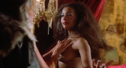 Sybil Danning nude topless and Marsha A. Hunt nude - Howling II (1985) HD 1080p (2)