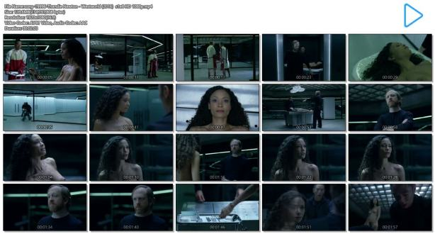 Thandie Newton nude bush and boobs - Westworld (2016) s1e8 HD 1080p (8)