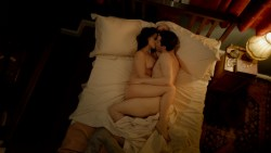 Charlotte Riley nude topless and sex - Close to the Enemy (UK-2016) s1e4 HD720p (2)