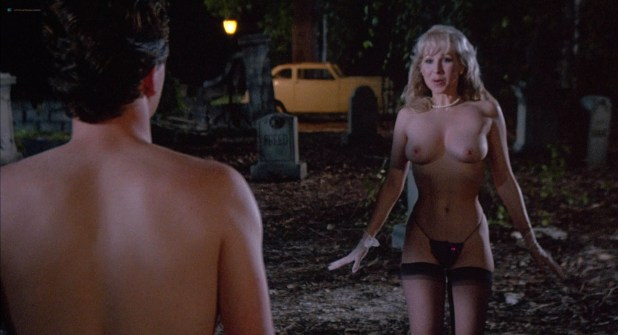 Cisse Cameron nude butt and boobs - Porky's II - The Next Day (1983) HD 1080p BluRay (4)