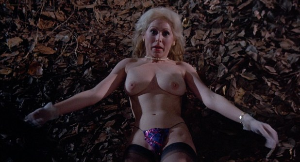 Cisse Cameron nude butt and boobs - Porky's II - The Next Day (1983) HD 1080p BluRay (1)