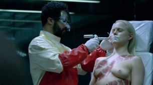 Ingrid Bolsø Berdal nude full frontal - Westworld (2016) s1e10 HD 1080p (6)